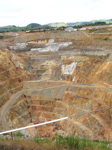 Goudmijn in Waihi